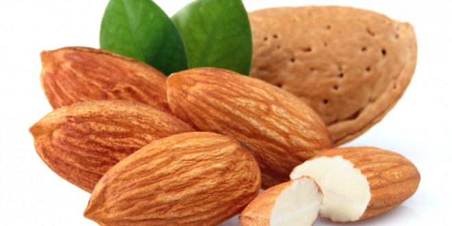 Superfood-Almonds