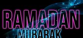 Prayer times for Ramadan (Taraweeh prayers after Isha)