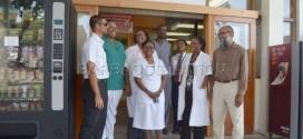 Barbados Muslim Association Makes Donation to QEH
