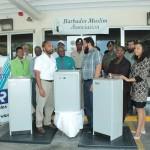 BMA Watercooler donation